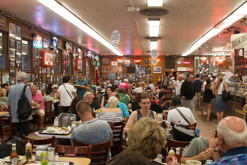 Katz Delicatessen, Lower East Side, NTYC