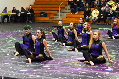 Lafayette HS Winter Guard