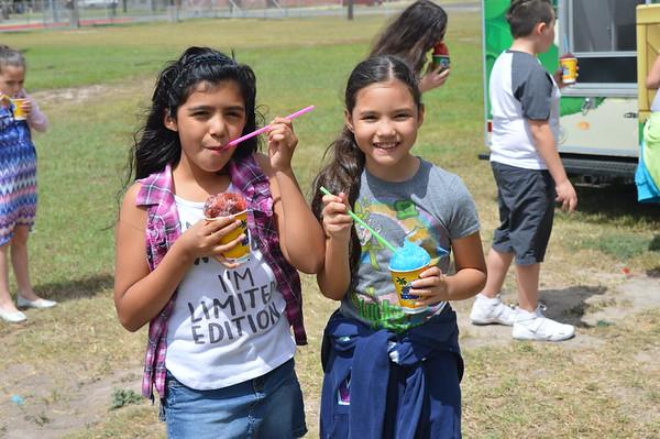 4th Grade Kona Ice Fundraiser