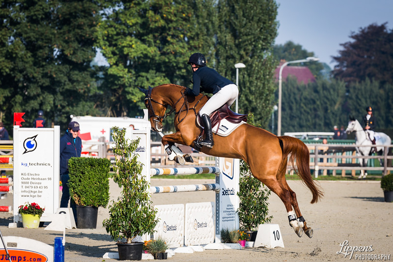 Aminda INGULFSON (SWE), ROZIE (273)