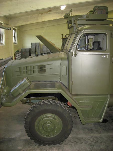 MilMuseum Strängnäs - Scania LA82