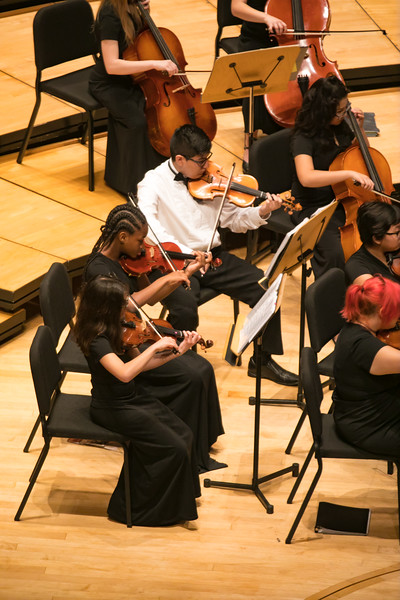 1.Thurman White Academy Advanced Orchestra