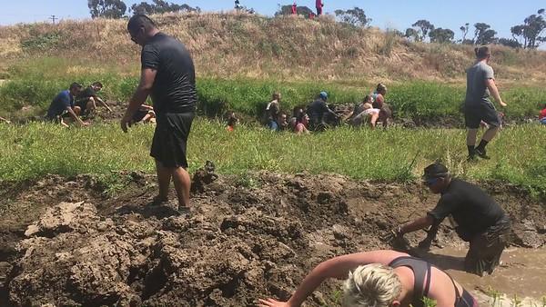 Seabee Mud Run 2017