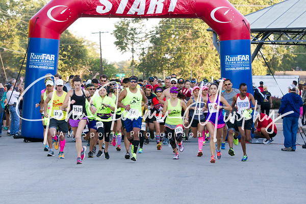 2016 Rose City Marathon, Tyler TX October 9,2016
