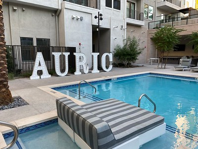 Auric Grand Opening