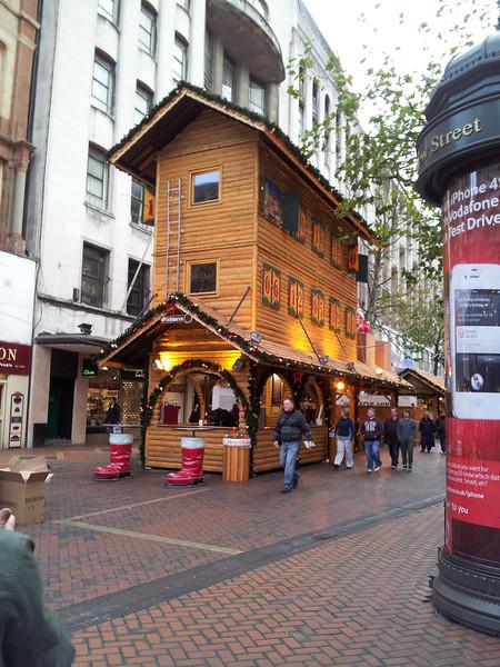 Birmingham - December 2011
