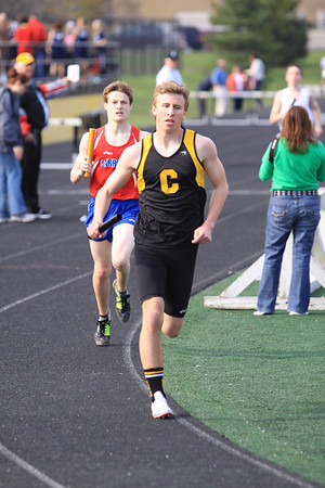 2014 Centerville HS Track and Field (Man Up)