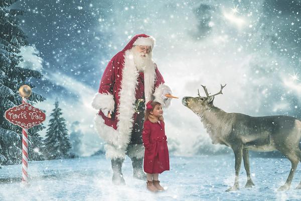 Tuner Santa Photos