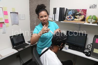 Trinity College - EEG Testing  - July 15, 2014