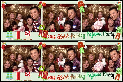 GSAA Holiday Pajama Party