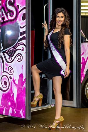 Miss Dallas Latina 2014