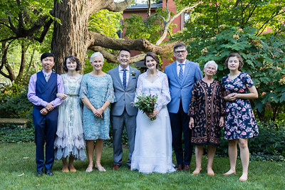 Wedding: Group Shots