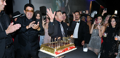 Michael Rosen's Annual Great Gatsby Birthday Bash