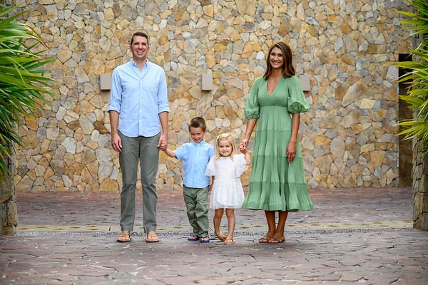 Sanderson Family, Punta Mita 2002