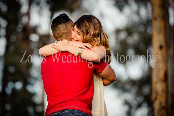 Donia & Carlos Real Engagement