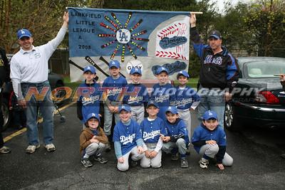 The Dodgers Baseball