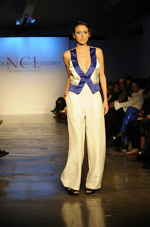 Nicholas Clements-Lindsey Fashion Show in Los Angeles, CA