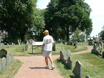 Wandering Boston