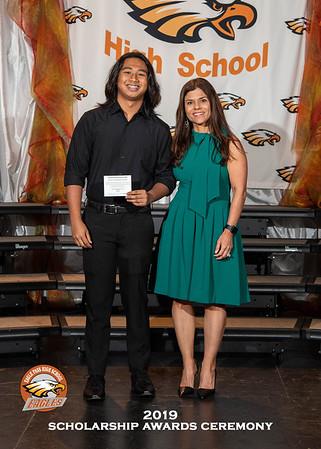 May 16, 2019 EPHS Scholarship Awards Ceremony