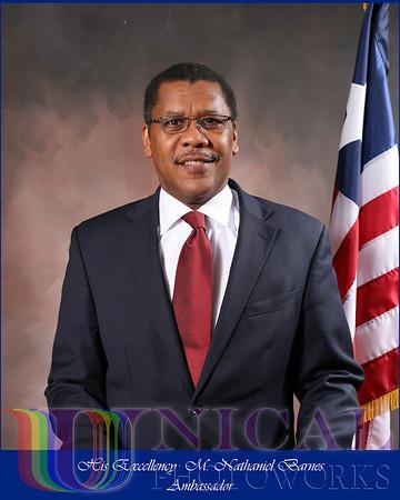Liberian Diaspora Advisory Board Members