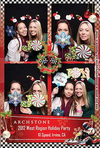 Archstone West Region Holiday Party