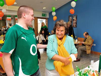 St.Patrick's Day Irish Coffee Morning - 17 March 2015