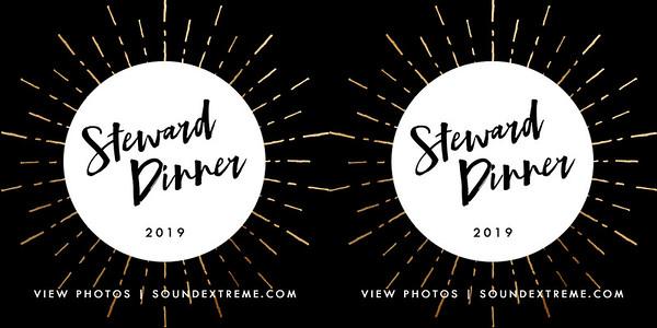 Steward Dinner 10/12/19