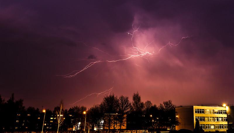 Thunderstorm of 2018-04-09