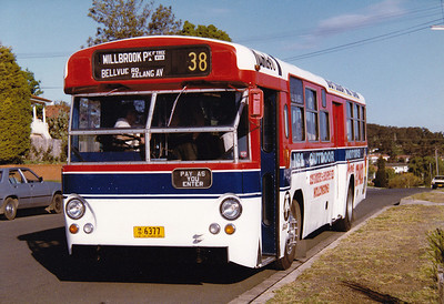 Rutty's Bus Service - Figtree NSW