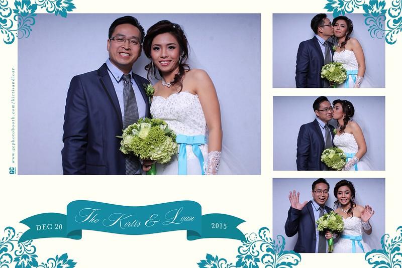 Kirtis and Loan Wedding