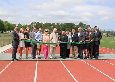 Ray McDonald, Sr. Track & Field/Lacrosse Complex Dedication