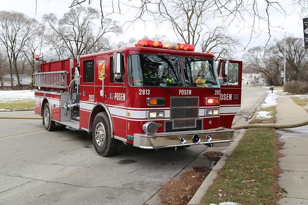 2021.1.8 FULL STILL ROBBINS, IL  13822 CLIFTON PARK HOUSE FIRE BASEMENT