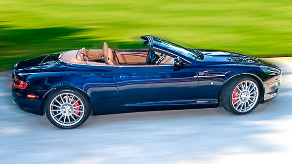 Rick's Aston Martin