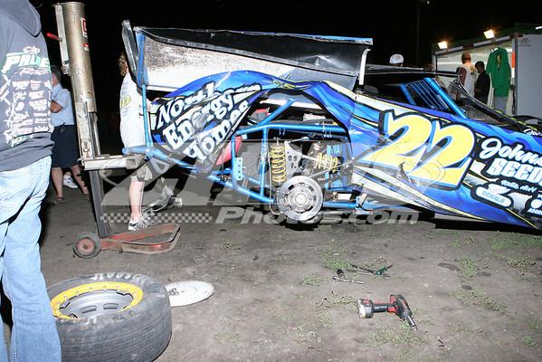 Hancock County Speedway-Britt, IA