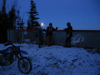 Gaspésie november 12-16 2008