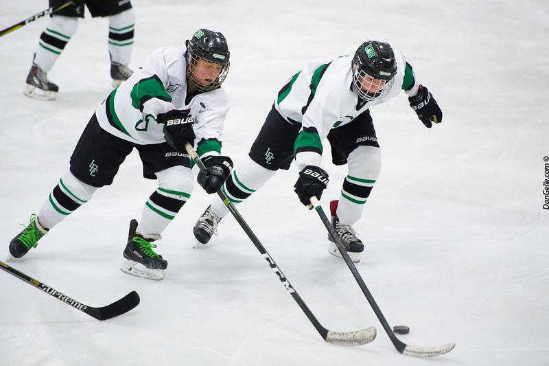 LDC Girls Hockey JV vs Hutchinson