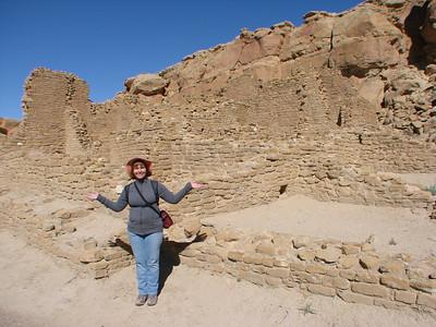 Chaco Culture NPS Mesa 2011-10