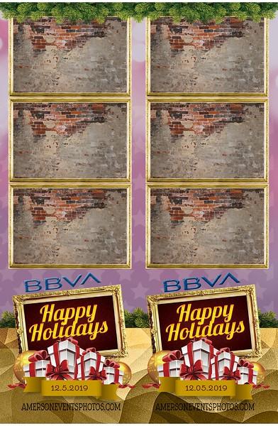 BBVA Holiday Party 2019
