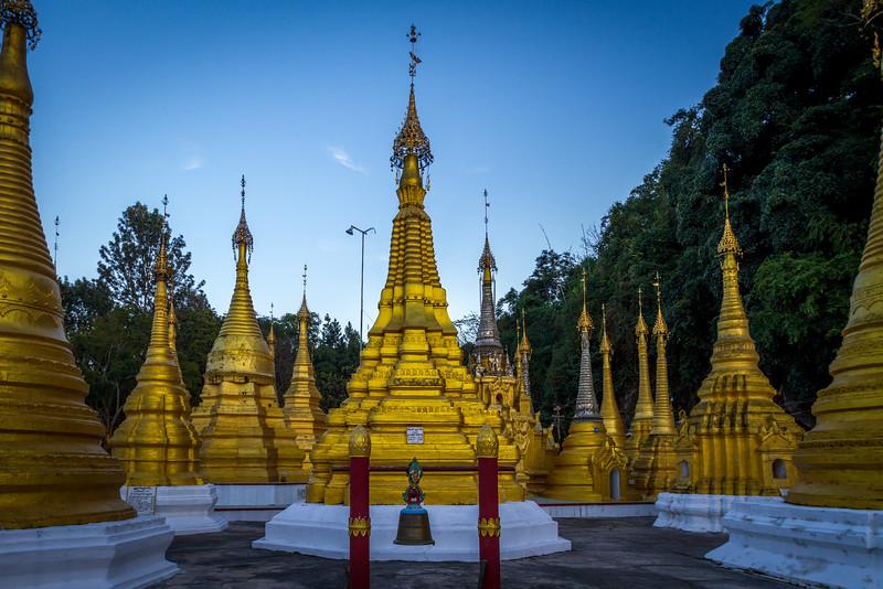 Shwe U Min Pagoda