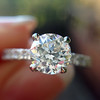 .81ct Old European Cut Diamond in Brian Gavin Setting 7