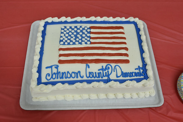 2018 Johnson County Democrats Bar-B-Que