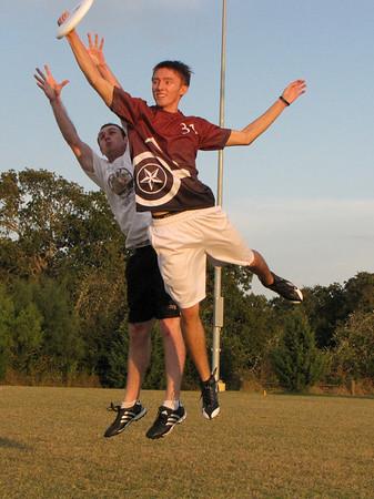 2010-8-31 Ultimate Frisbee