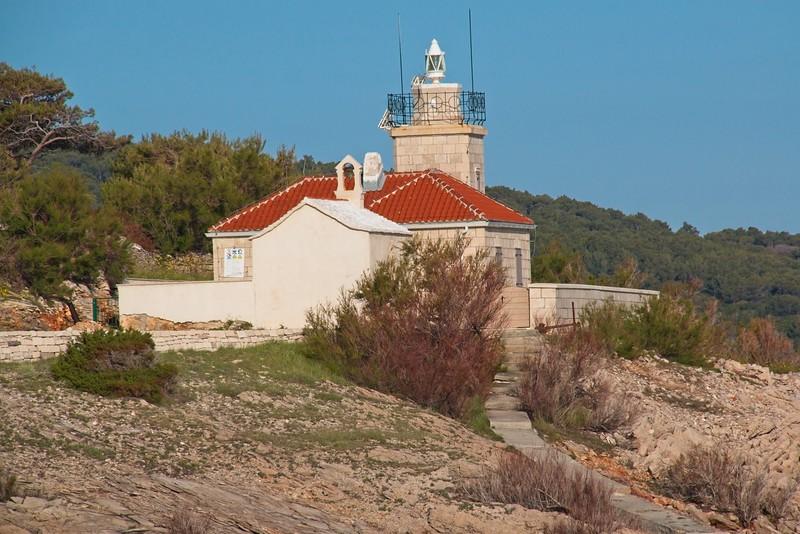 Pučišća Lighthouse, , Brač, Croatia