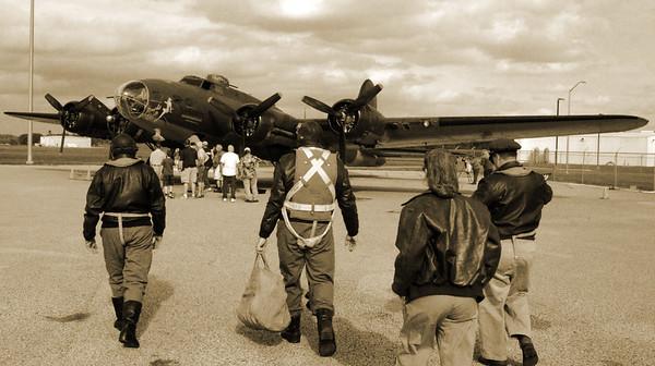 Military Reenactors & Equipment