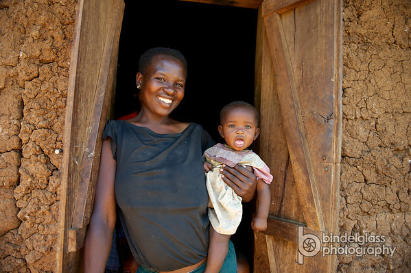 Bukhonzo, Uganda (Spark MicroGrants) March 2013