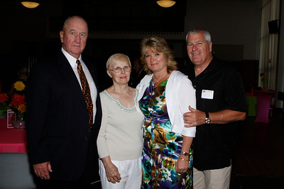 1960s Dinner Dance and Alumni Hall of Fame 2012