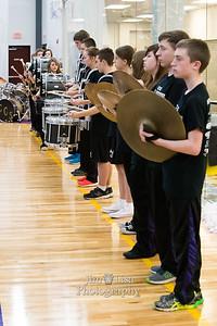 CCS Royal Pride Band, February 4