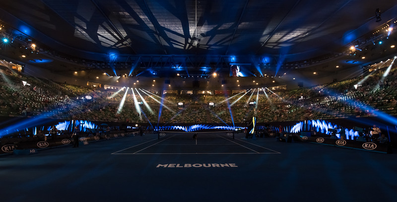 Australian Open series. Documentary.