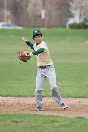 2015-4-20 Soph Baseball