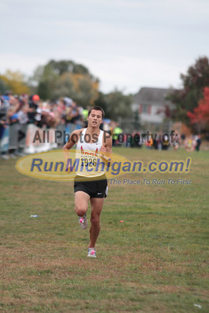 Boys Division 2 Finish - 2012 Portage Invite